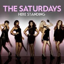 13. The Saturdays - Here Standing.jpeg