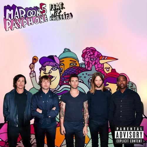 54. Maroon 5 - Payphone.jpg
