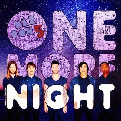 64. Maroon 5 - One More Night.jpg