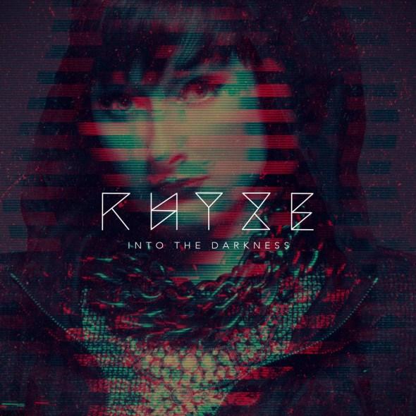 127. Rhyze - Into The Darkness.jpg