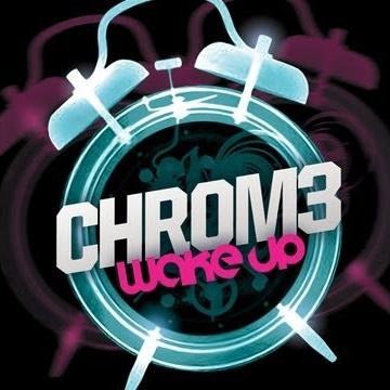 33. Chrome - Wake Up.jpg