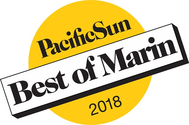 We're thrilled to announce that Lotus Live Design & Social Media has been awarded Best of Marin in the category of Digital Creative Services for the second year in a row! Our deepest thanks to all who voted in Pacific Sun Magazine in 2018 to make Lotus Live Design a 2018 winner!  Click here to see all the Best of Marin 2018 winners!