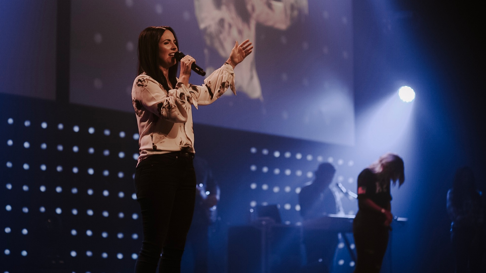 ANGI JEFFCOAT - Pastor Angi Jeffcoat has been a part of the Living Waters family for over 11 years and has a passion for the local Church! Her favorite things about Living Waters Church is the authenticity and hunger for Jesus.