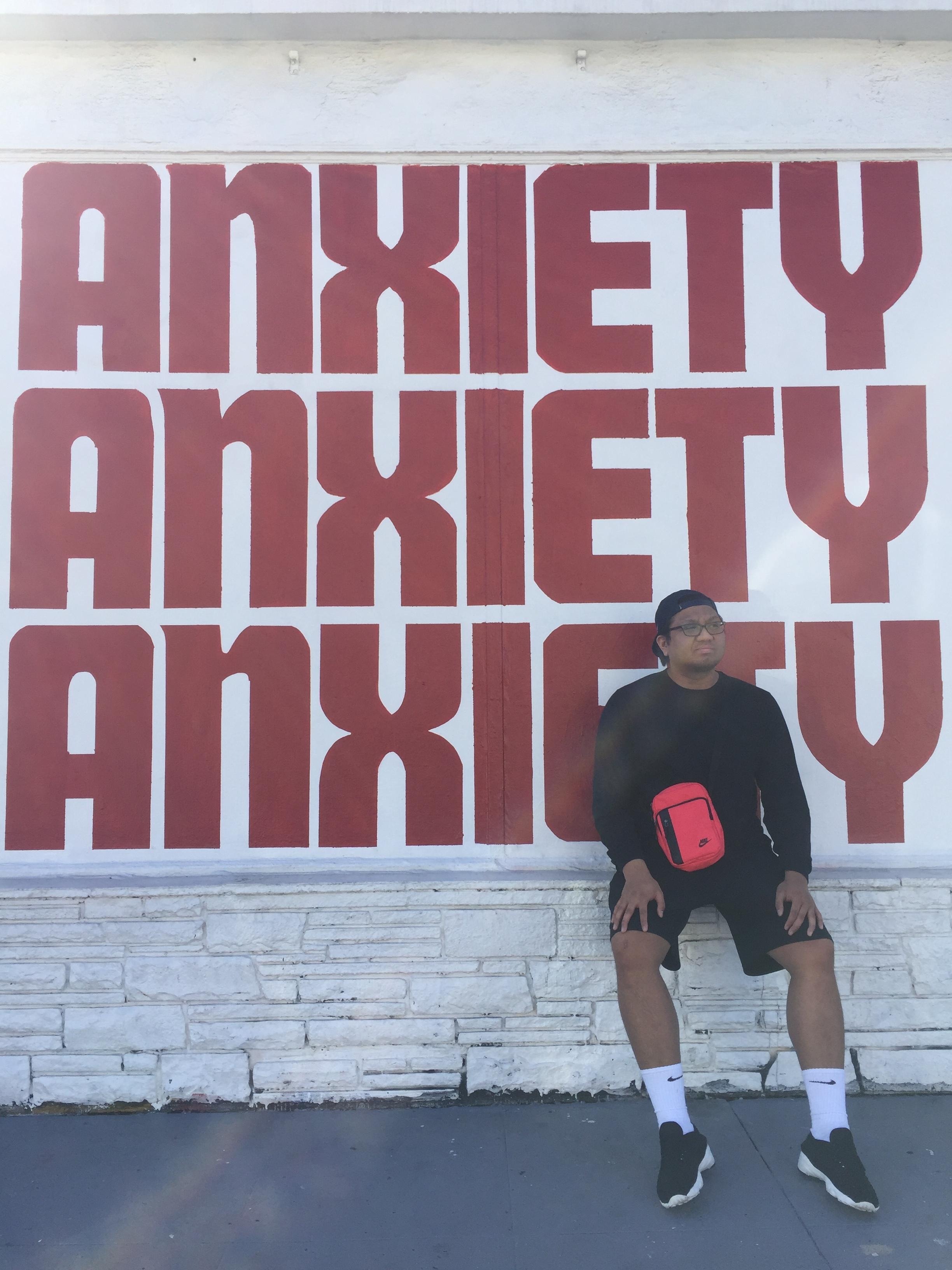 Anxiety Wall