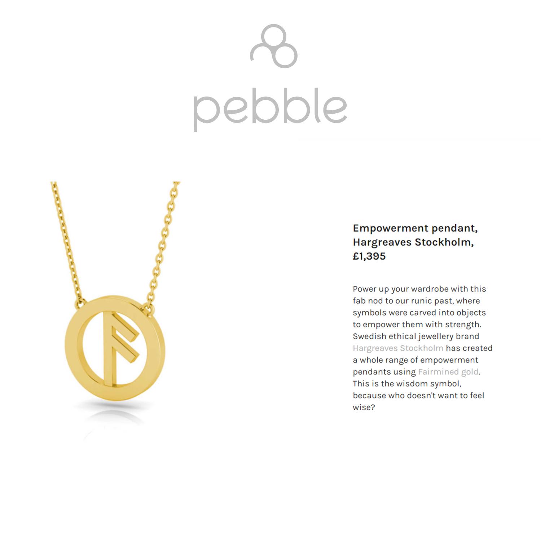 Pebble Magazine 11/18