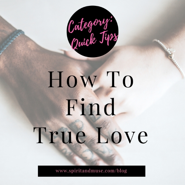 Soul Mates - How To Find True Love