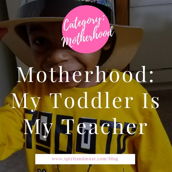 Motherhood - Toddler Article