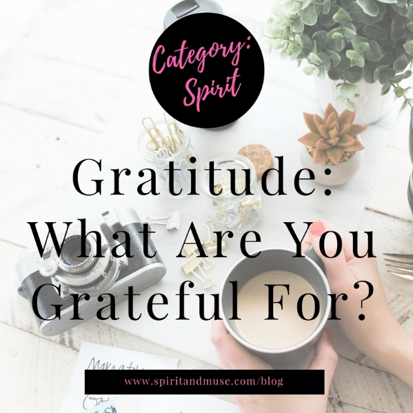 Gratitude - Grateful