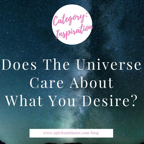 Universe - Life - Desires