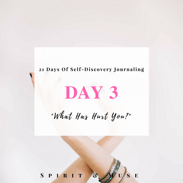 Self-Discovery Journaling Prompt (Vulnerability)