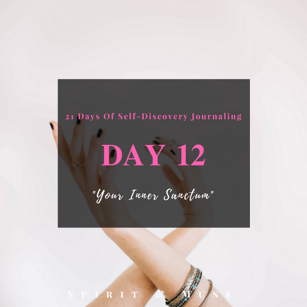 Self-Discovery Journaling Prompt (Inner Sanctum)