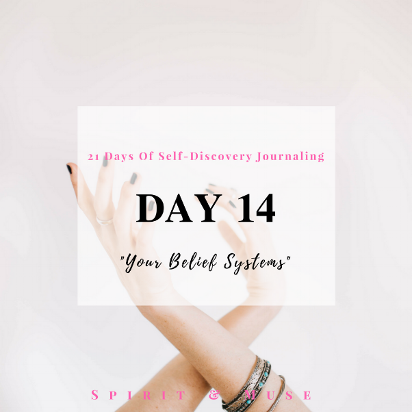 Self Discovery Journaling Prompt