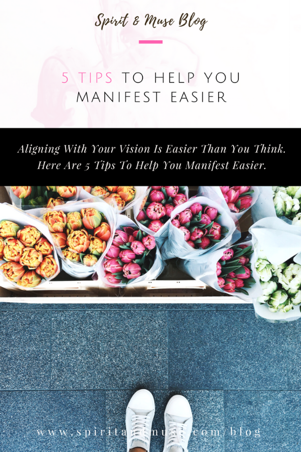 Manifest Easier - Create Your Reality