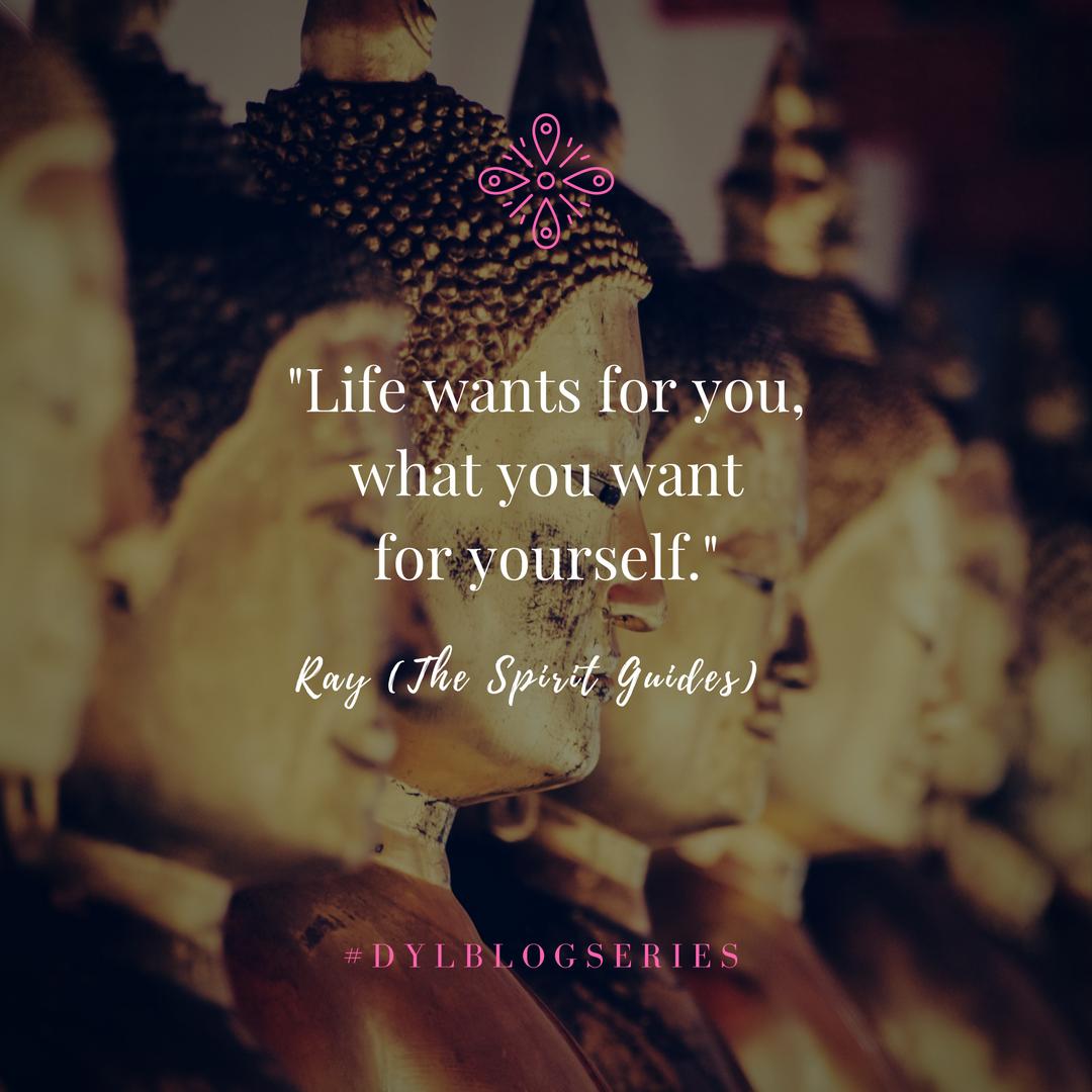 Life Quote ~ Spirit Guides