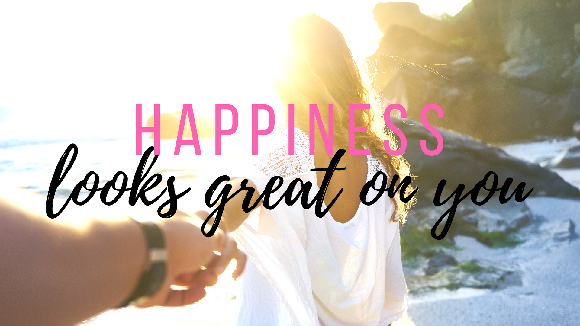 girl boss - happiness - free desktop wallpaper