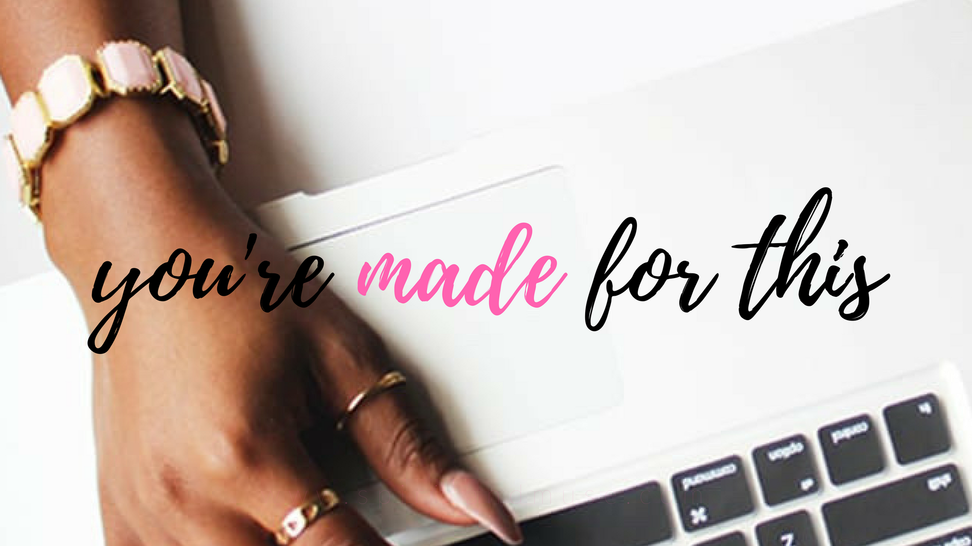 girl boss - made for this - free desktop wallpaper