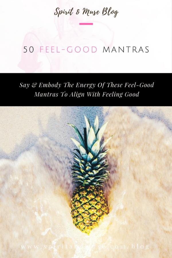 50 Feel Good Mantras