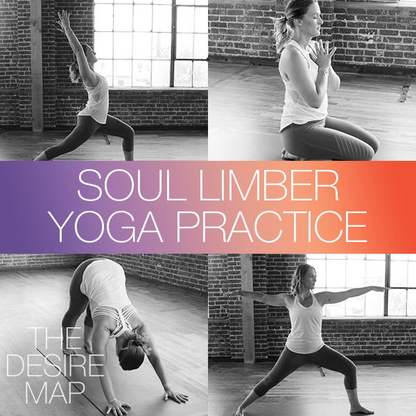 Soul Limber - Digital Yoga Class