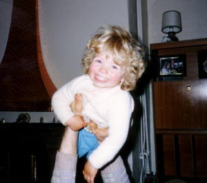 I did not like the hairdressers as a toddler