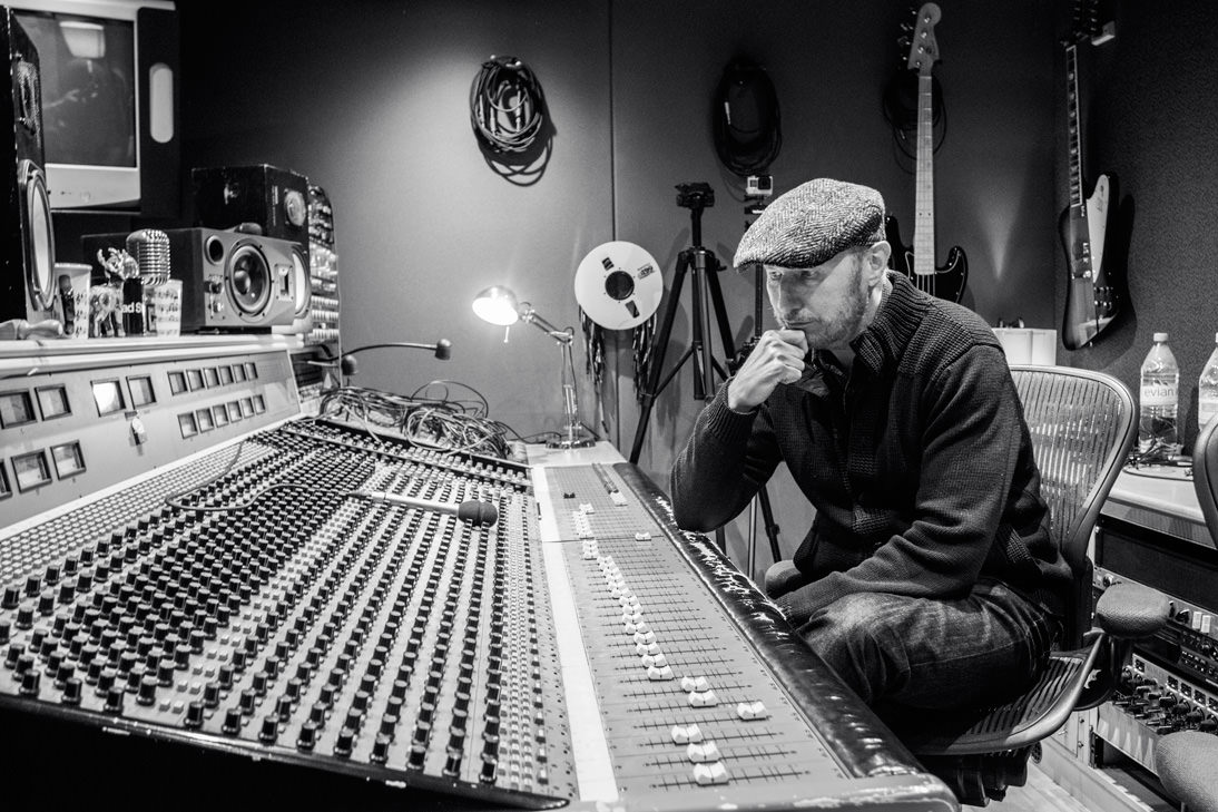 Producer Steve Power
