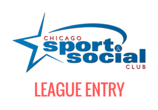 Chicago Sport and Social Club is offering a complimentary Team League entry into a sports league of your choice.