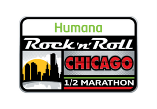 The Race Package includes: one (1) complimentary entry into the Rock N' Roll Chicago Half Marathon with two (2) Athletico dry-fit running shirts