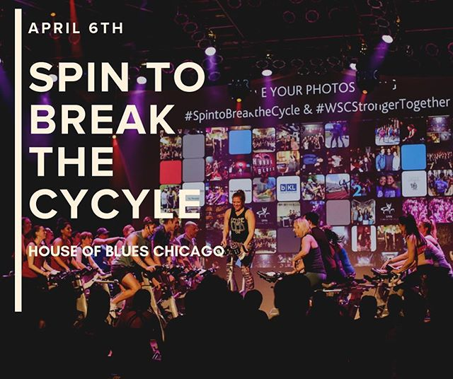 ONE MORE DAY! Are you participating? Leave a comment and be sure to tag us in any pictures because we'll be reposting all day! Remember to pick up your goodie bag with all KIND's of things, including KIND bars and 50% off coupons to the Cryobar.  #WeAreStrongerTogether #SpintoBreaktheCycle