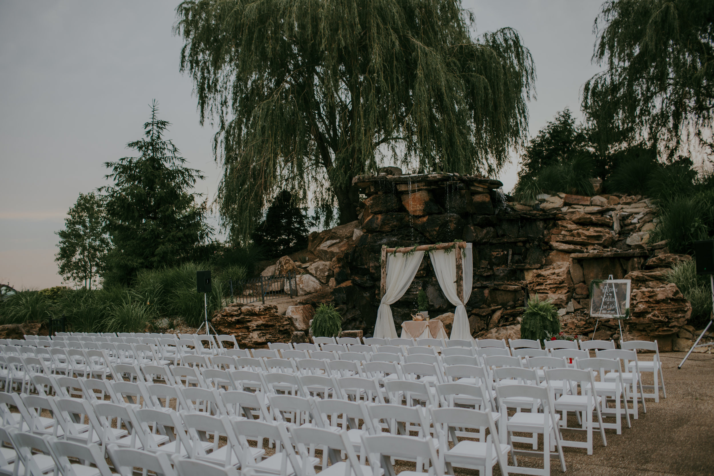 giacomo wedding hidden lake winery ceremony