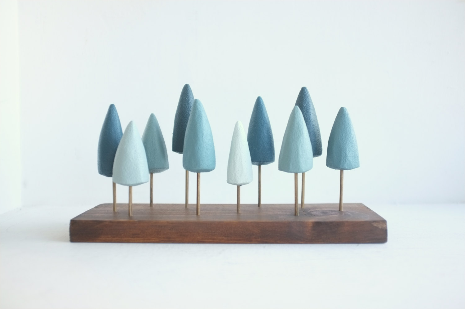 Miniature freestanding pine forest 2of2 Goods