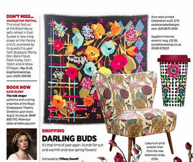 Saga Magazine page 15, May 2015