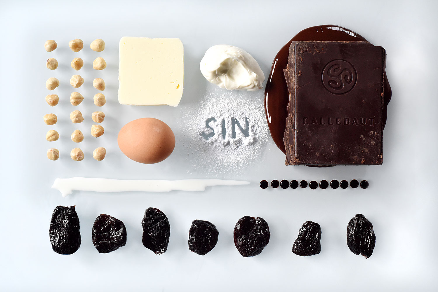 Chocolate Snobbish Cake Ingredients