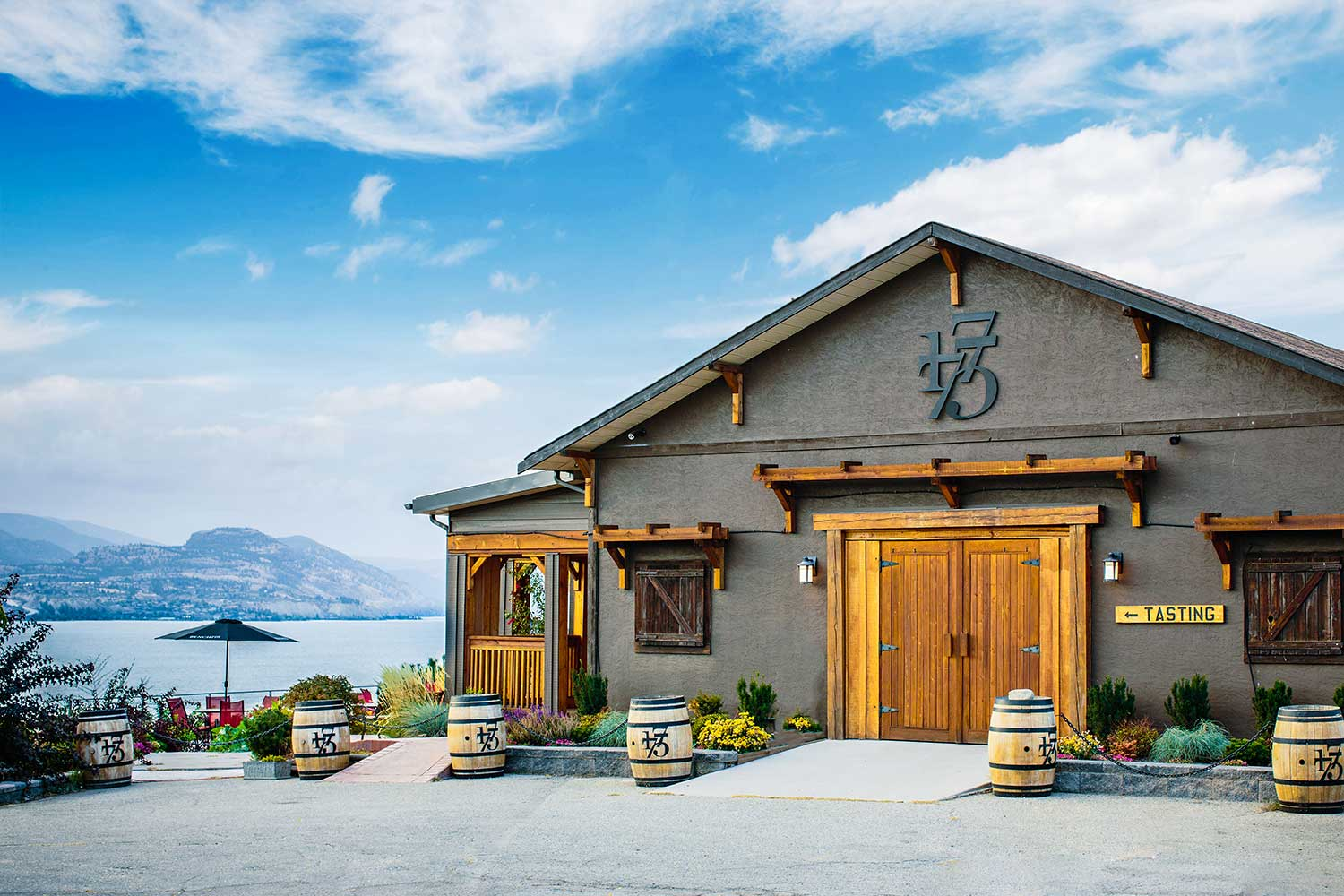 Visit our    winery and tasting room    soon.