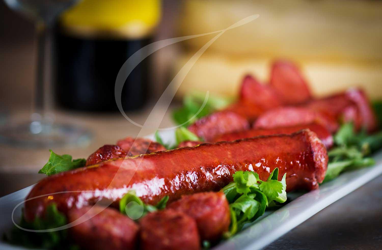 Johnston's Farmer Sausage