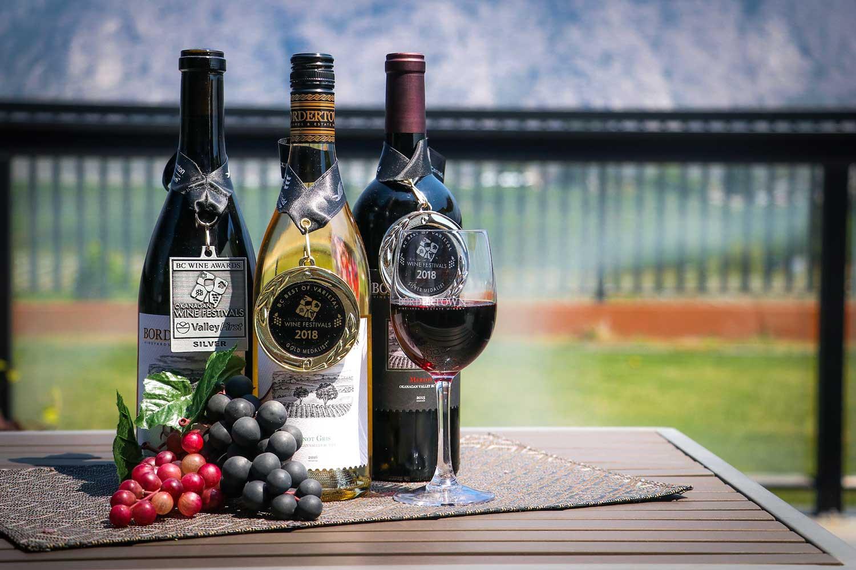 Order Award-winning Wines here: