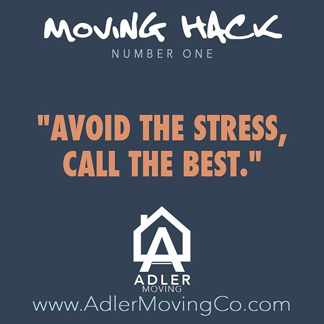 We will take care of you every step of the way. Give us a call or visit our website for a free quote today! www.AdlerMovingCo.com #adlermovingco #shermantx #denisontx #whitesboro #durantok #laketexoma #pottsboro
