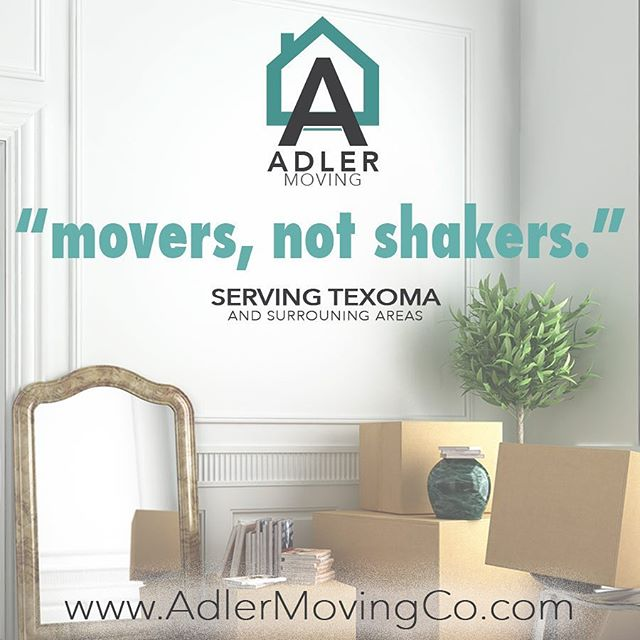 Hello Texoma, we are here to move you forward. Planning a move or know someone who is? Visit our website or give us a call to get a free quote today! #texoma #adlermovingco #pottsboro #shermantx #denisontx #whitesboro #durantok #laketexoma