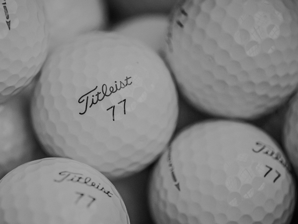 Golf balls - TitleistCallawayPinnacleFor a quote on logo balls, email ulf@visbygk.com