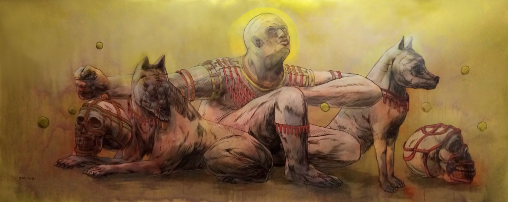 smithe australia mexico art