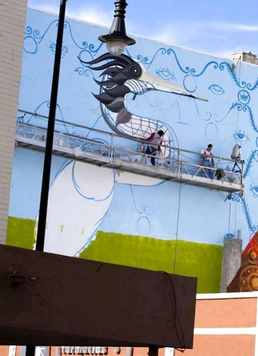 lesuperdemon artista mural saltillo