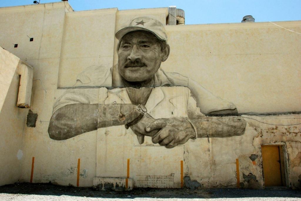 mexico murals art production cultura