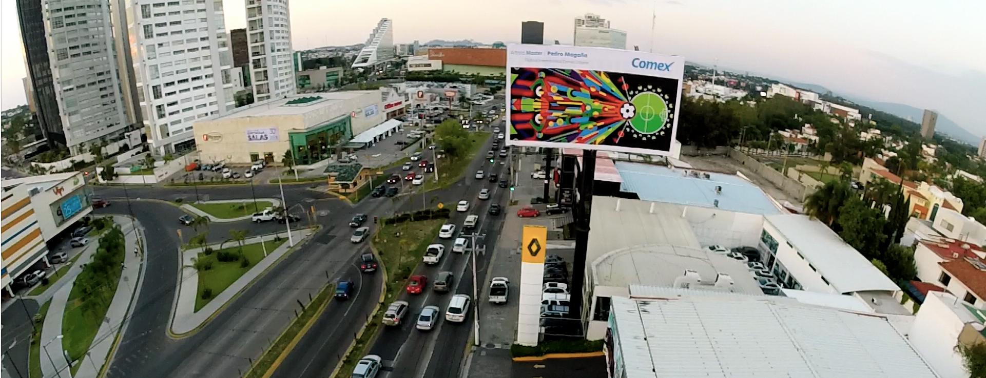 Comex FICU Arte Urbano Monterrey