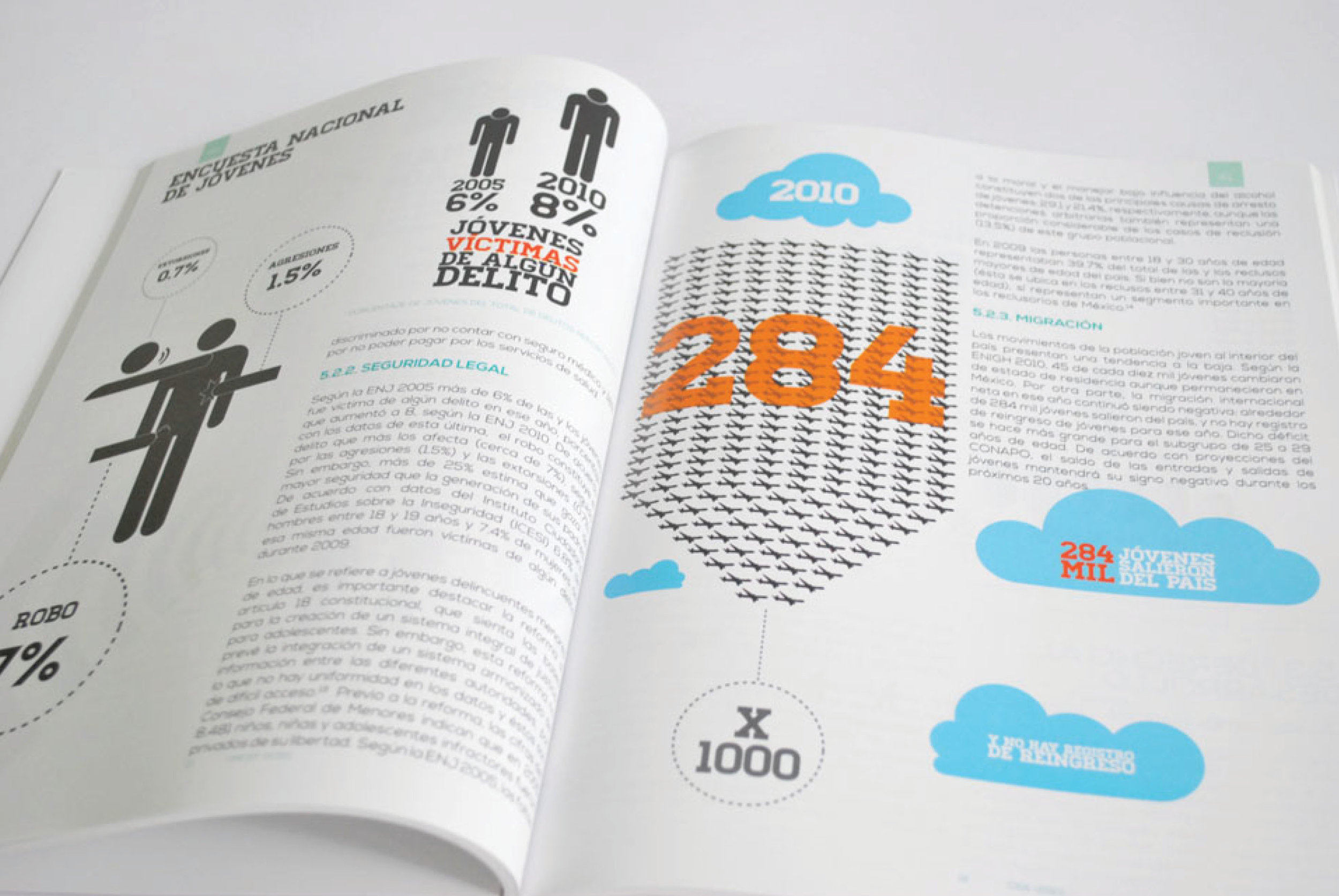 branding brochure mexico Equality gender