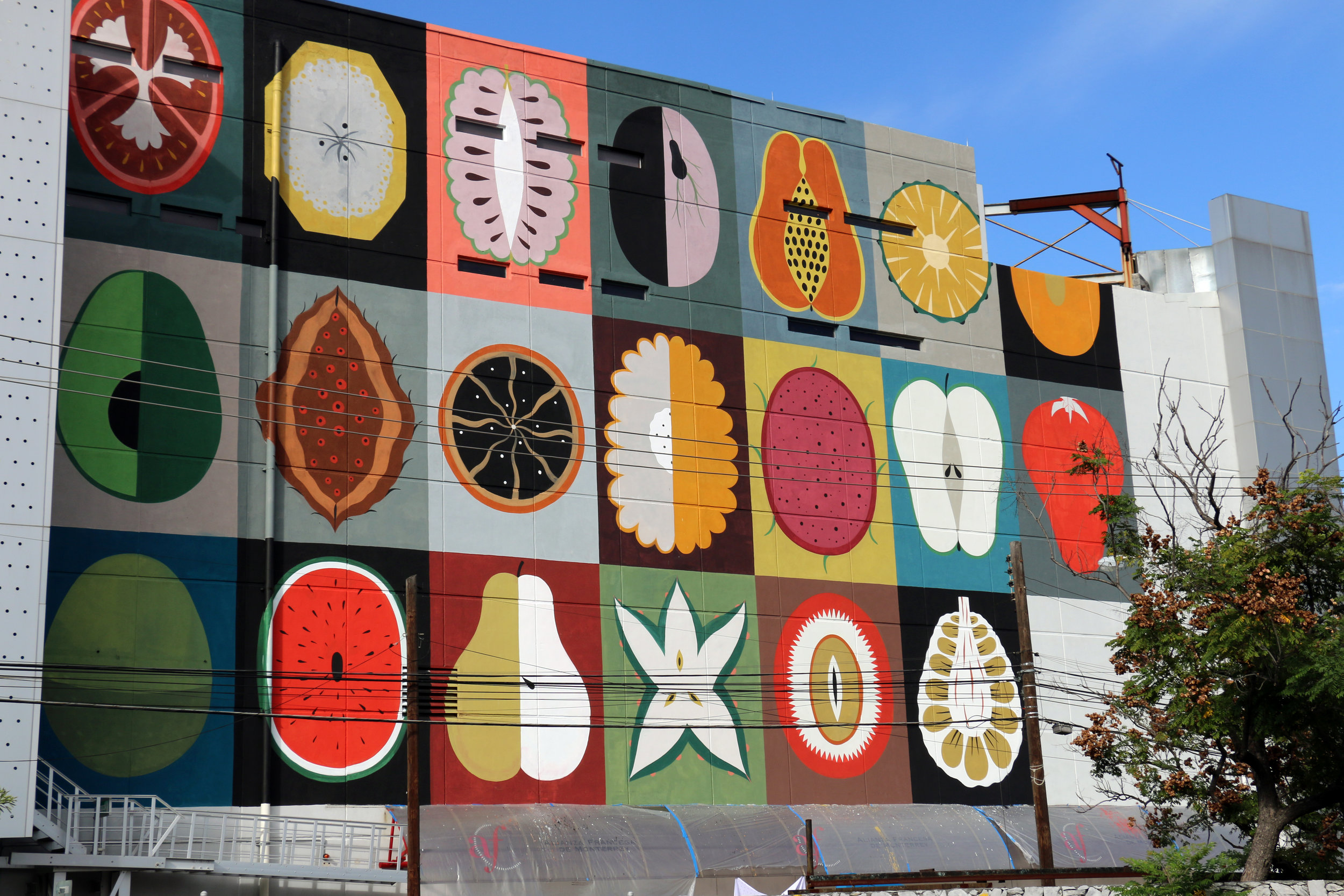 Street art in Monterrey