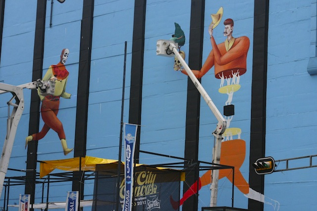 Interesni Kazni mexico city art