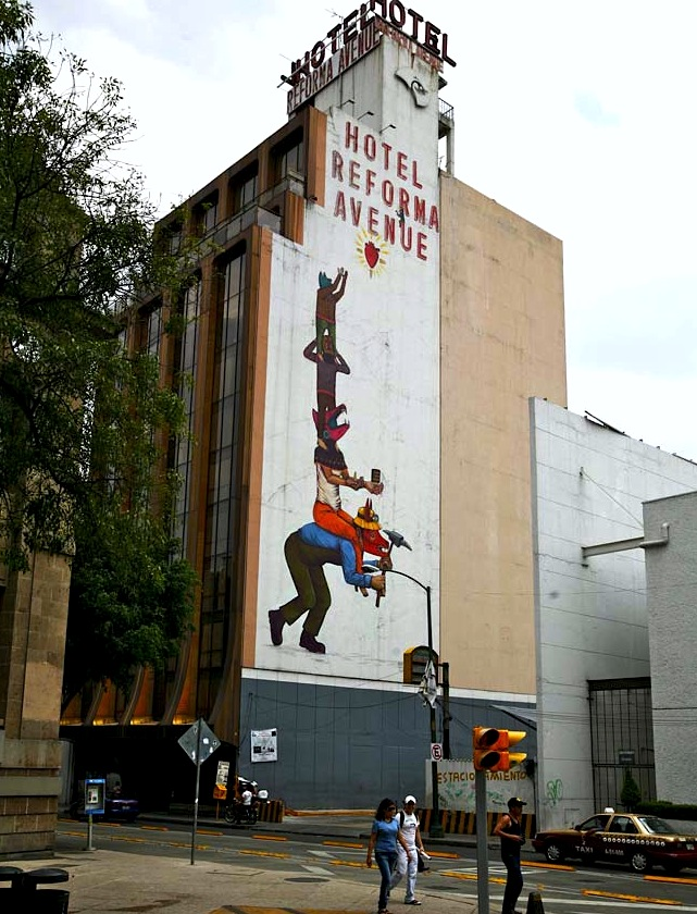 street art Saner festival all city canvas