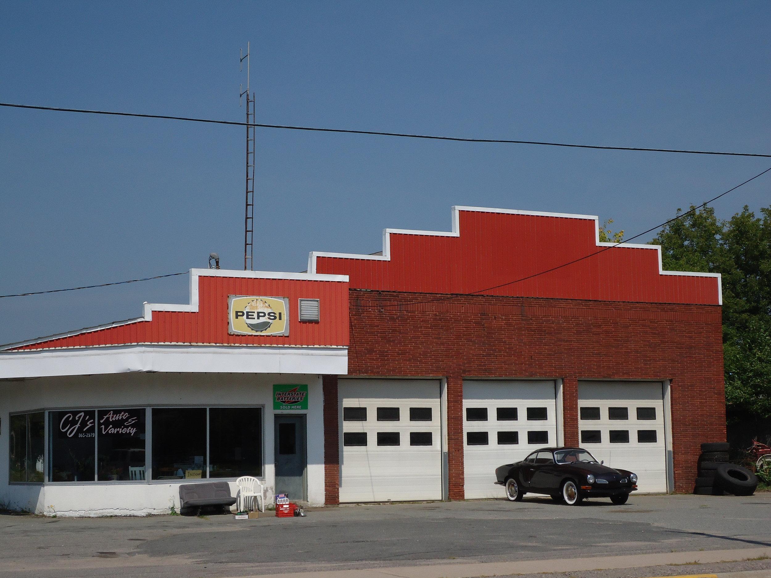 CJ's, northern Ontario, 08.2012