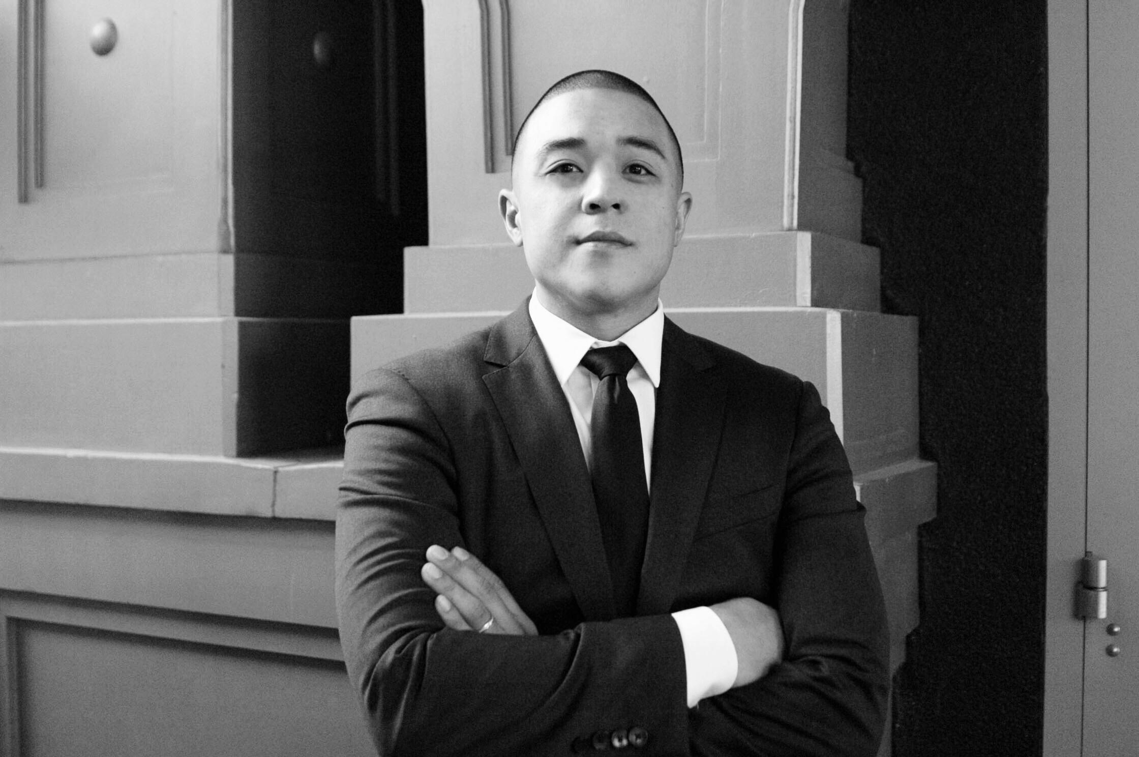 Matthew Zhou, General Manager, Sino