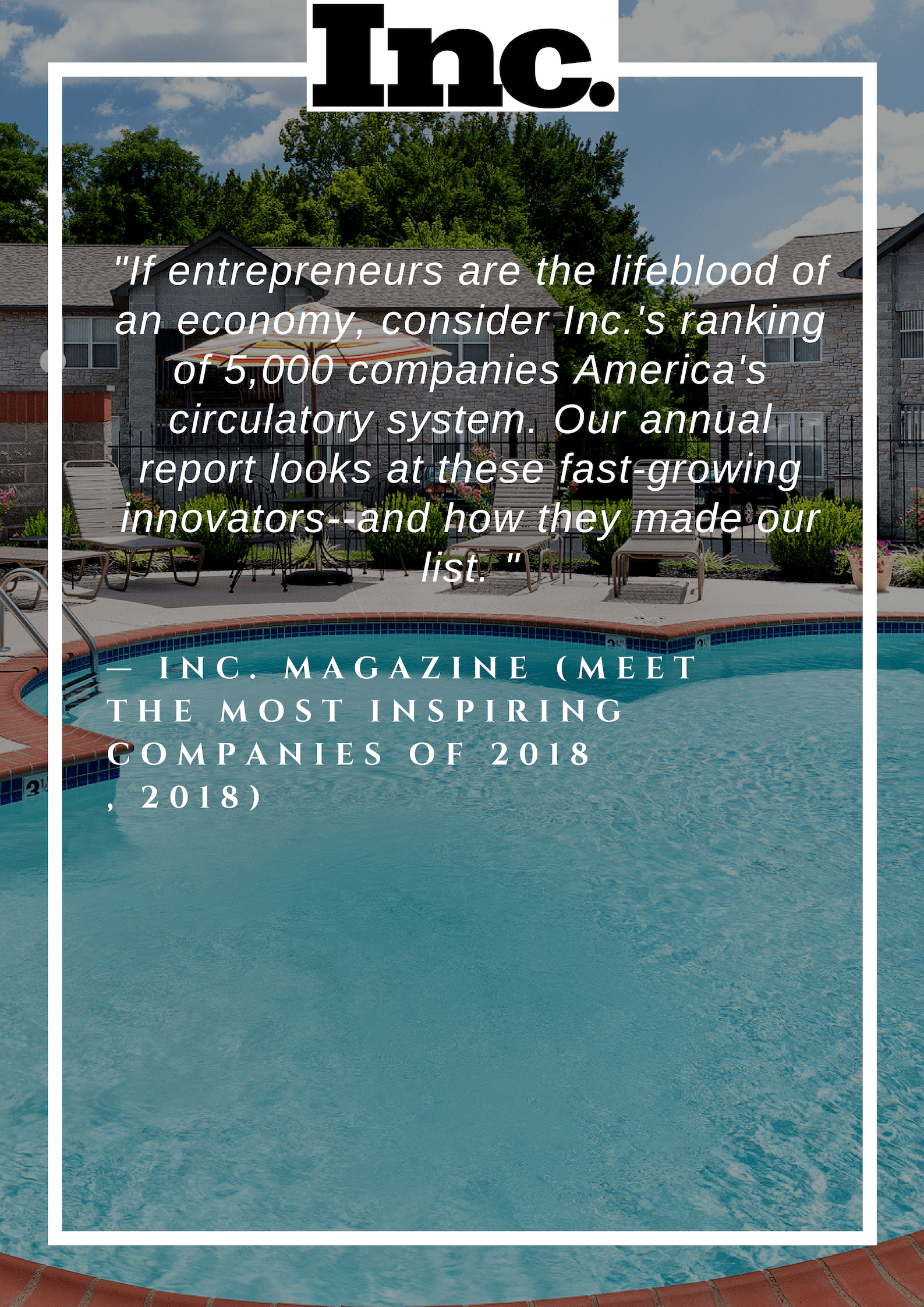 Meet the Most Inspiring Companies of 2018