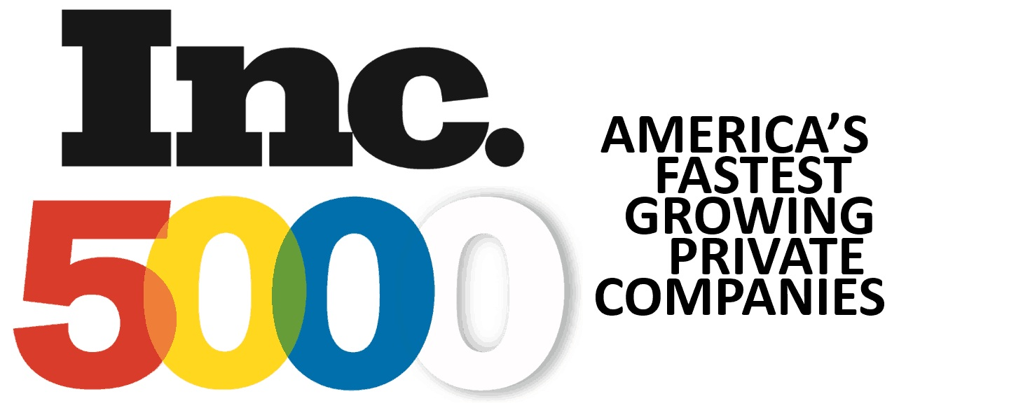 Inc. 5000 List of America's Fastest Growing Private Companies
