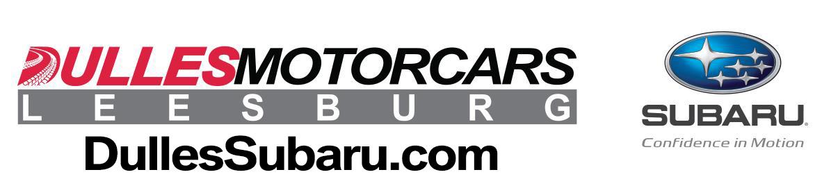Dulles motorcars logo